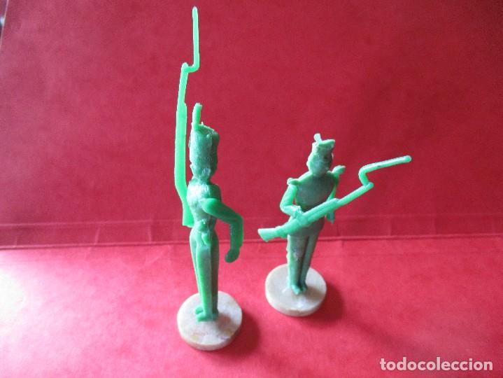 SOLDADOS TORRES MALTAS (Juguetes - Figuras de Goma y Pvc - Teixido)