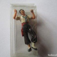 Figuras de Goma y PVC: TRAJES REGIONALES JECSAN. Lote 76807603