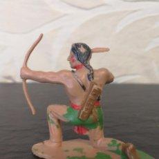Figuras de Goma y PVC: INDIO REAMSA LITTLE BIG HORN . Lote 76812435