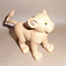 Figuras de Goma y PVC: FIGURA PVC NALA - EL REY LEÓN DISNEY - AMIGA SIMBA. Lote 76857475