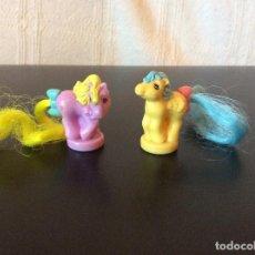 Figuras de Goma y PVC: MI LITTLE PONY MINI. HASBRO. Lote 76891247
