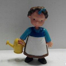 Figuras de Goma y PVC: FIGURA PVC LES TRES BESSONES MELLIZAS MARCA CROMOSOMA 1999. Lote 76923715