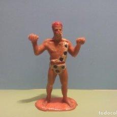 Figuras de Goma y PVC: ANTIGUA FIGURA FORZUDO DEL CIRCO JECSAN. Lote 77047869