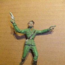 Figuras de Borracha e PVC: SOLDADOS DEL MUNDO ITALIANO REF 1043 COMANSI AÑOS 60-70. Lote 77077585