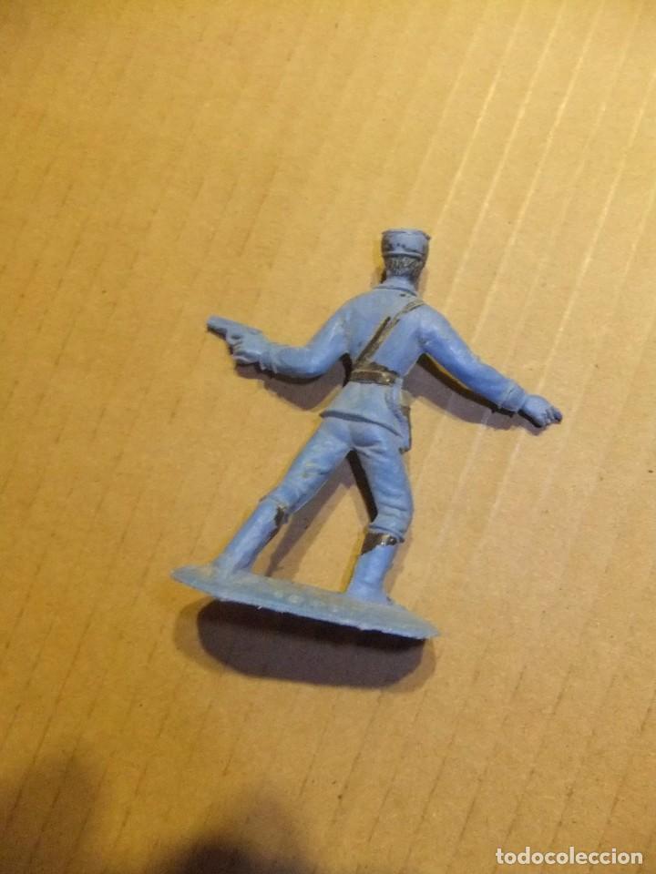 Figuras de Goma y PVC: SOLDADOS DEL MUNDO FRANCES REF 1007 COMANSI AÑOS 60-70 - Foto 2 - 77082541
