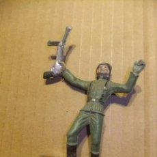Figuras de Goma y PVC: SOLDADOS DEL MUNDO ALEMAN REF 1052 COMANSI AÑOS 60-70. Lote 77085581
