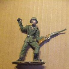 Figuras de Goma y PVC: SOLDADOS DEL MUNDO ESPAÑOL REF 1018 COMANSI AÑOS 60-70. Lote 77086153