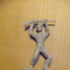 Figuras de Goma y PVC: SOLDADOS DEL MUNDO INDU REF 1023 COMANSI AÑOS 60-70. Lote 77086305