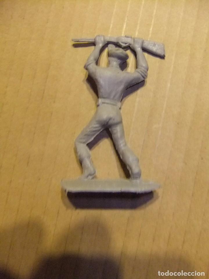 Figuras de Goma y PVC: SOLDADOS DEL MUNDO INDU REF 1023 COMANSI AÑOS 60-70 - Foto 2 - 77086305