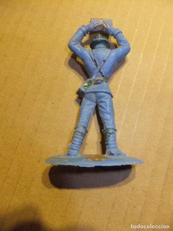Figuras de Goma y PVC: SOLDADOS DEL MUNDO FRANCES REF 1009 COMANSI AÑOS 60-70 - Foto 2 - 77087125