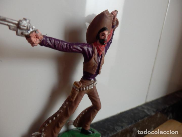Figuras de Goma y PVC: figura pvc vaquero oeste lafredo las grandes - Foto 2 - 77390613