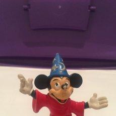 Figuras de Goma y PVC: FIGURA PVC MICKEY MOUSE MAGO FANTASIA ORIGINAL DE COMICS SPAIN. Lote 77429218