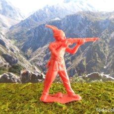 Figuras de Goma y PVC: FIGURA OESTE 'INDIO 00003', ALTURA 6 CM APROX.. Lote 77572513