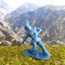 Figuras de Goma y PVC: FIGURA OESTE 'INDIO 00004', ALTURA 5,5 CM APROX.. Lote 77572585