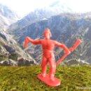 Figuras de Goma y PVC: FIGURA OESTE 'INDIO 00005', ALTURA 5,5 CM APROX.. Lote 77572669