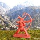 Figuras de Goma y PVC: FIGURA OESTE 'INDIO 00008', ALTURA 5 CM APROX.. Lote 77572977