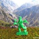 Figuras de Goma y PVC: FIGURA OESTE 'INDIO 00010', ALTURA 4,6 CM APROX.. Lote 77573377