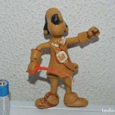 Figuras de Goma y PVC: MUÑECO FIGURA DARTACAN VICMA MADE UN SPAIN CM8. Lote 77884233