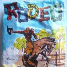 Figuras de Goma y PVC: RODEO. Lote 77899273