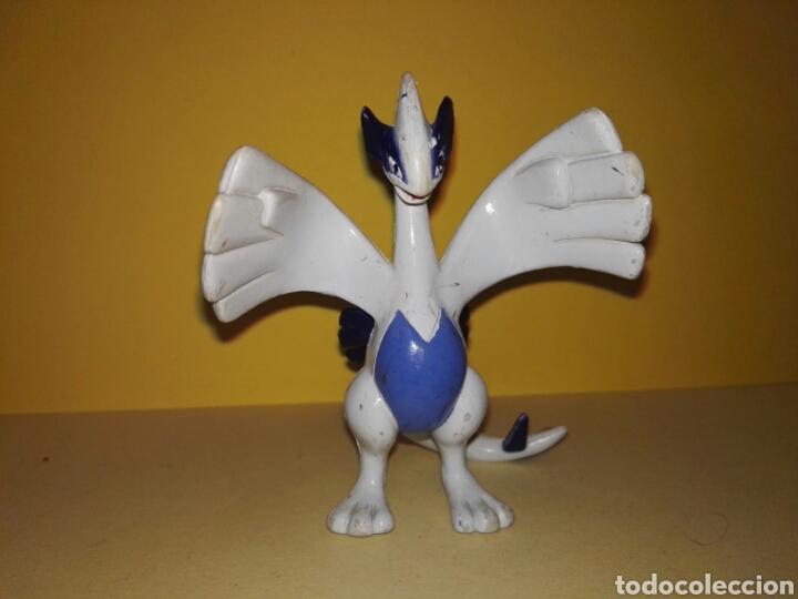 LUGIA PÓKEMON TOMY PVC (Juguetes - Figuras de Goma y Pvc - Otras)