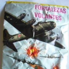 Figuras de Goma y PVC: FORTALEZAS VOLANTES. Lote 77899357