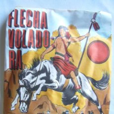 Figuras de Goma y PVC: FLECHA VOLADORA. Lote 77899421