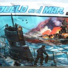 Figuras de Goma y PVC: DUELO EN EL MAR. Lote 77899593