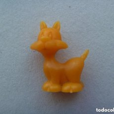Figuras de Goma y PVC: FIGURA DE DUNKIN DE WARNER BROS : GATO SILVESTRE. Lote 78196581