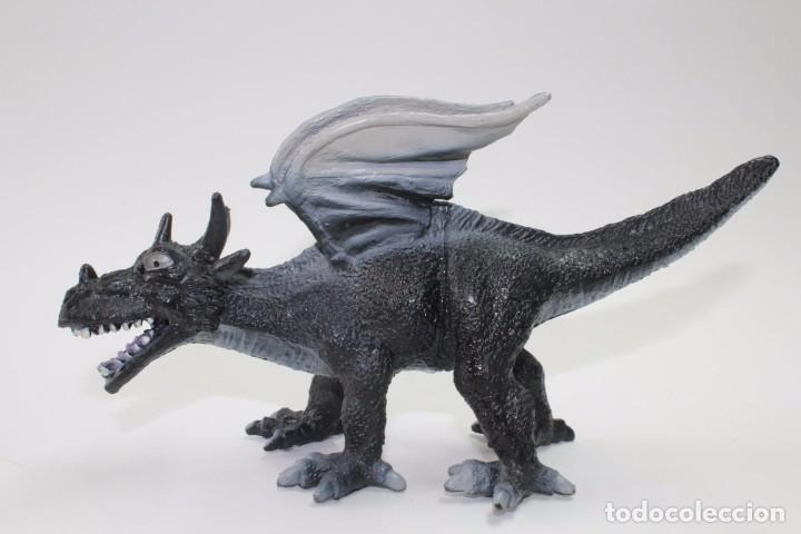 Figuras de Goma y PVC: FIGURA VINTAGE MONSTRUO DRAGON MARCA TOY MAJOR - Foto 1 - 78440901