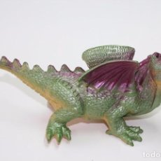 Figuras de Goma y PVC: FIGURA VINTAGE MONSTRUO DRAGON MARCA TOY MAJOR. Lote 78441321