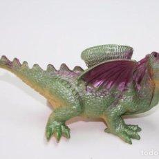 Figuras de Goma y PVC: FIGURA VINTAGE MONSTRUO DRAGON MARCA TOY MAJOR. Lote 78441321
