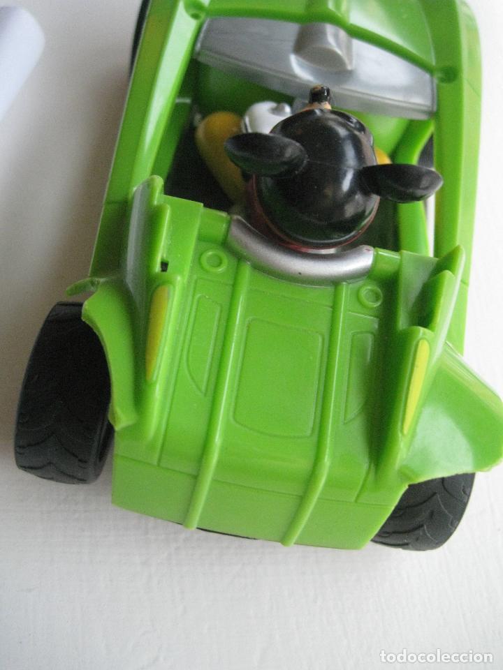 Figuras de Goma y PVC: MICKEY MOUSE COCHE A FRICCIÓN 15CM. DISNEY - Foto 8 - 72265483