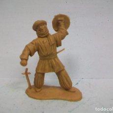 Figuras de Goma y PVC: FIGURA SARRAZENO ARABE REAMSA - SARRACENO BEN YUSUR DE REAMSA. Lote 78479849