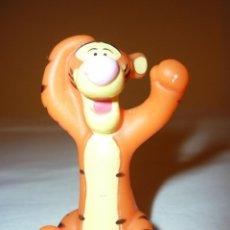 Figuras de Goma y PVC: FIGURA DE GOMA -TIGER - WINNIE THE POOH, 6 CM . Lote 78554449
