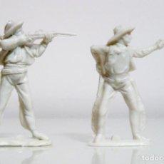 Figuras de Goma y PVC: REAMSA Y GOMARSA VAQUEROS OESTE. Lote 78650649