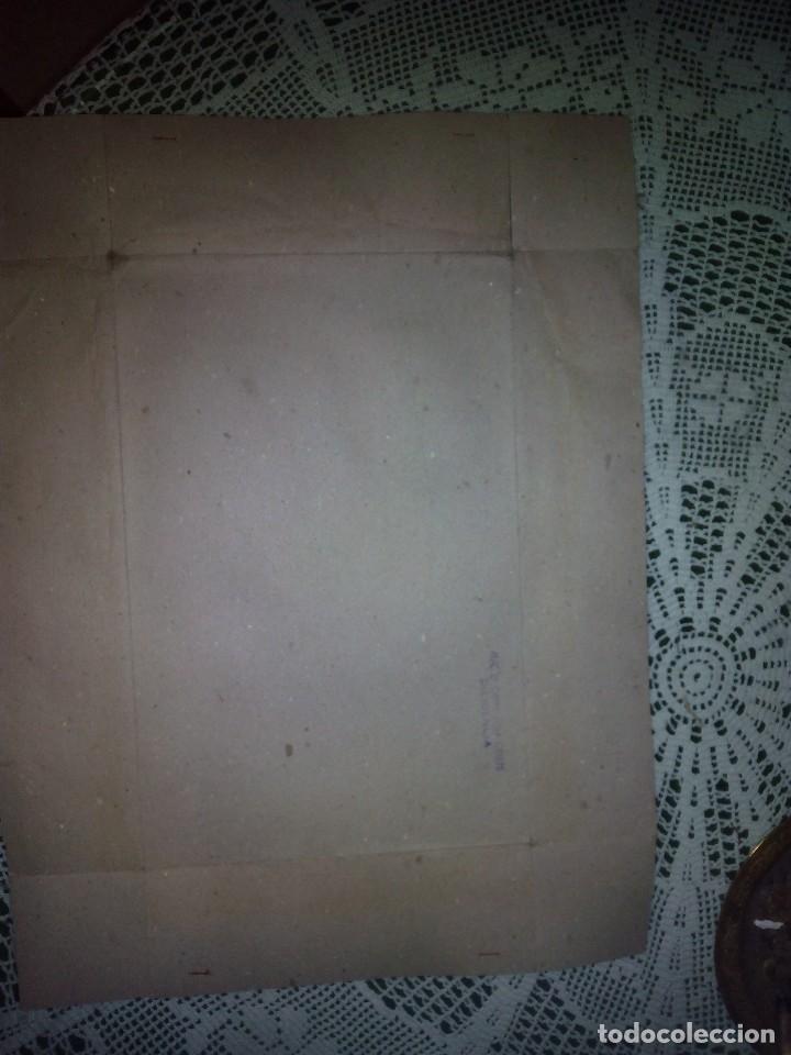Figuras de Goma y PVC: Caja y lamina de la caravana del oeste sotorres - Foto 3 - 78830061