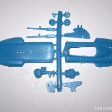 Figure di Gomma e PVC: MONTAPLEX 1 COLADA DE LA LANCHA RAPIDA BLUE-VIR Nº 1 - AZUL. Lote 78969065