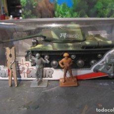 Figuras de Borracha e PVC: TANQUE RUSO T 34 ESCALA 1/32 IDEAL PARA FIGURAS JECSAN PECH . Lote 79061437