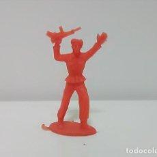Figuras de Goma y PVC: SOLDADO PLÁSTICO, REEDICIÓN STARLUX, PARACAIDISTA FRANCIA. Lote 79151637
