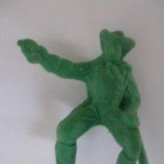 Figuras de Goma y PVC: SOLDADO FEDERAL COMANSI JECSAN ? AÑOS 60. Lote 79338273