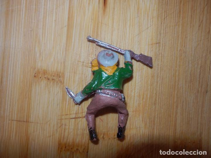 Figuras de Goma y PVC: vaquero lafredo en goma - Foto 2 - 79491301