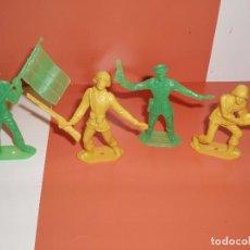 Figuras de Goma y PVC: SOLDADOS COMANSI ESPAÑOLES. Lote 79701953