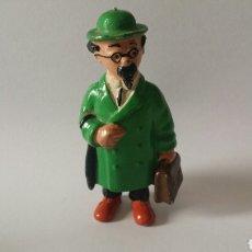 Figuras de Goma y PVC: FIGURA PVC COMICS SPAIN SERIE TINTIN. Lote 79718495