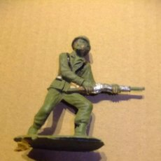Figuras de Goma y PVC: SOLDADOS DEL MUNDO ESPAÑOL REF 1016 COMANSI AÑOS 60-70. Lote 79725161