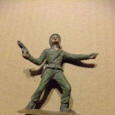 Figuras de Goma y PVC: SOLDADOS DEL MUNDO AMERICANO REF 1055 COMANSI AÑOS 60-70. Lote 79731625