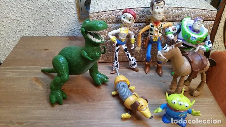 Coleccion de figuras de toy story - Sold through Direct Sale - 79961229 c40ff121aa5