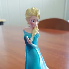 Figuras de Goma y PVC: FIGURA ELSA DE FROZEN BULLYLAND. Lote 79991829