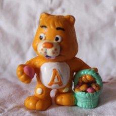 Figuras de Goma y PVC: FIGURA OSO AMOROSO-ANGELOSO-AÑOS 80. Lote 80154905