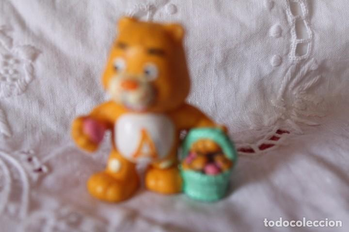 Figuras de Goma y PVC: FIGURA OSO AMOROSO-ANGELOSO-Años 80 - Foto 3 - 80154905