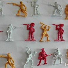 Figuras de Goma y PVC: FIGURAS NAPOLEONICAS PVC JUGUETE DE KIOSKO SOLDADITOS MONTAPLEX BARATIJA. Lote 80388969